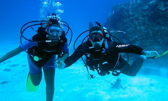 Enjoy Diving Trips And Courses In Ifaty, Madagascar