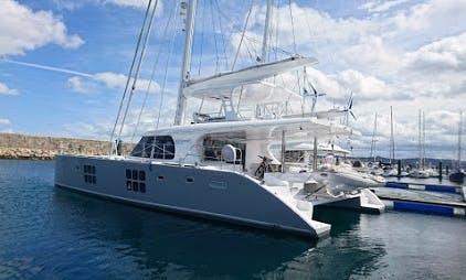 Charter Sunreef 60 Loft Cruising Catamaran In Phuket, Thailand