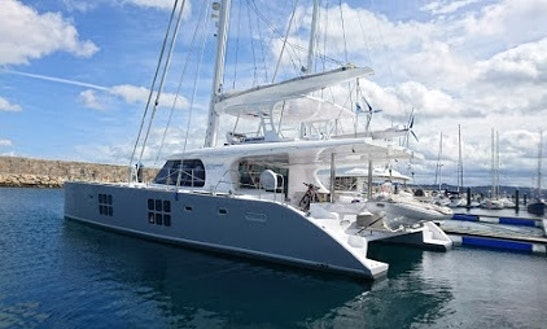 Charter Sunreef 60 Loft Cruising Catamaran In Phuket, Thailand