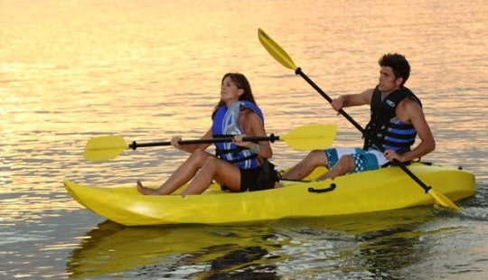 Double Kayak Tours And Hire In Lord Howe Island, New South Wales