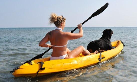 Tandem Kayak Rental In Key Largo, Florida