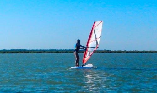 Windsurfing and Paddle Surf in Sanlúcar de Barrameda