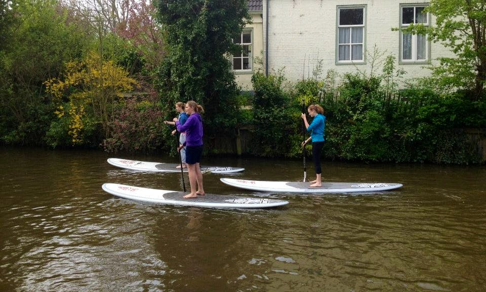 Rent a Stand Up Paddleboard in Eenrum, Netherlands
