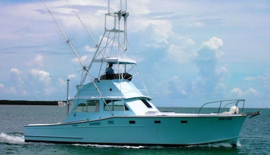 Florida Keys Fishing Charter Aboard 42ft