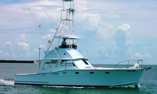 Florida Keys Fishing Charter Aboard 42ft