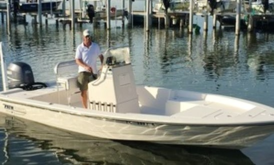Backcountry Fishing Charter In Islamorada, Florida With Captain Tony