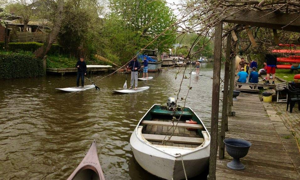 Rent a Dinghy in Eenrum, Netherlands