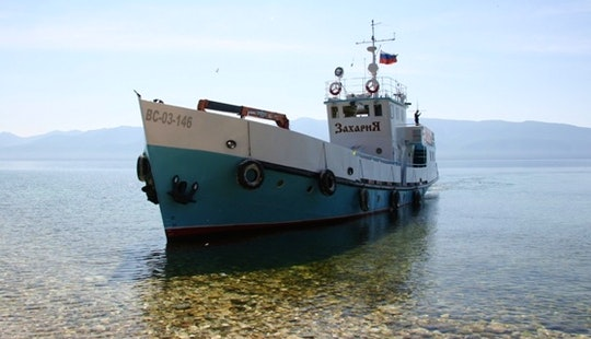 Diving Trips And Courses In Irkutsk, Russia