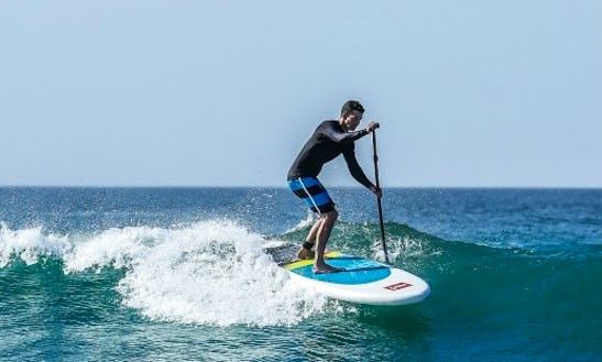 Enjoy Stand Up Paddleboarding In Marbella, Spain
