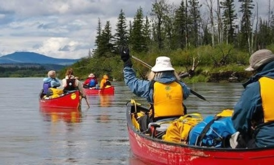 Enjoy Canoeing In Ontario, Canada