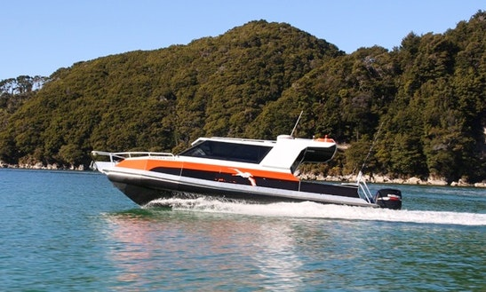 Captained Fishing Charters In Oban, Southland, New Zealand