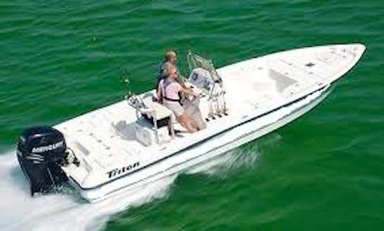 Enjoy Fishing With Captain Dean In Houston, Texas