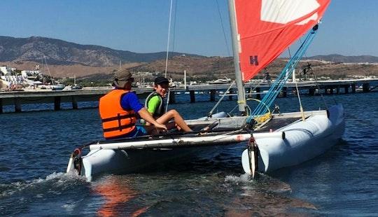 Rent A Beach Catamaran In Muğla, Turkey