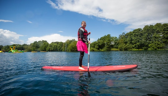 Hire Stand Up Paddleboard In Fordingbridge, England