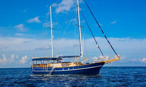 """Captained Charter on M/Y """"ILLUZION"""" From Phuket, Thailand"""