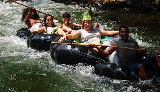 River Tubing Trips In Medan, Indonesia