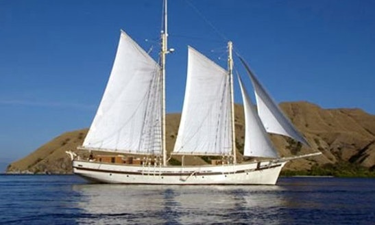 Captained Charters On Sailing Yacht Raja Laut From Phuket, Thailand