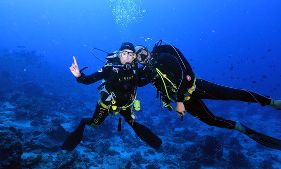 Enjoy Diving And Trips In Male, Maldives