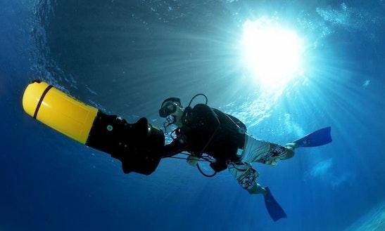 Enjoy Diving Courses In Kuala Lumpur, Selangor