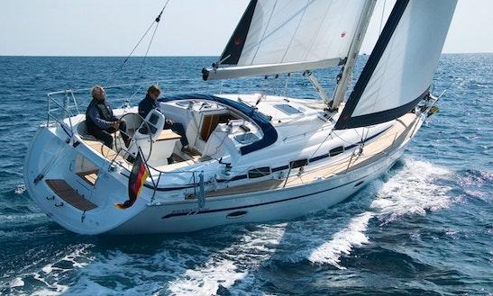 Charter 39' Cruising Monohull In Pescara, Italy