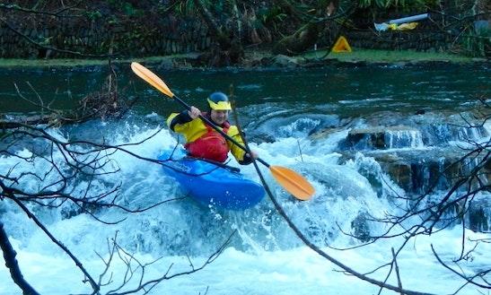 Hire Single Kayak In Scotland, United Kingdom