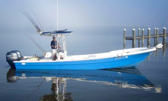 Gulf Shores Fishing Charter With Captain Dejuan