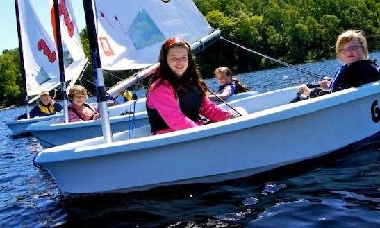 Hire A Sailing Dinghy Scotland, United Kigdom