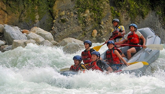 Leave Your Fears Behind Through Rafting In Kathmandu, Nepal For 6 Persons