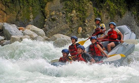 Enjoy Rafting Trips In Kathmandu, Nepal