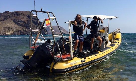 Enjoy Diving Trips & Courses In Las Negras, Spain