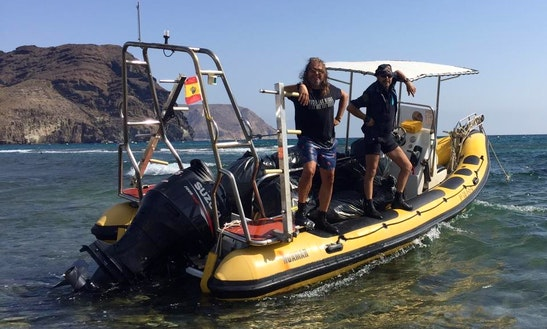 Enjoy Diving Trips & Courses In Las Negras, Spain