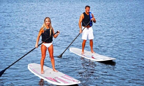 Paddleboard In San Diego - Missionbaystanduppaddle.com