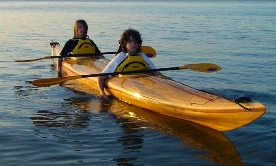 Double Kayak Rental In Saint Petersburg, Florida