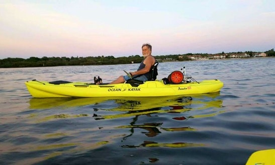 Rent An Open Single Ocean Kayak In Saint Petersburg, Florida