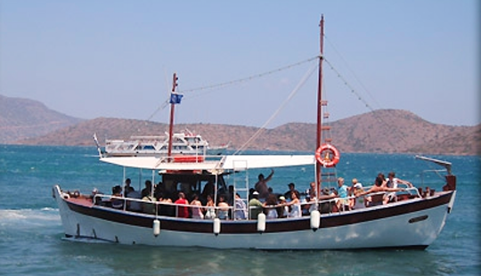 Trips To The Historical Island Of Spinalonga With The Venetian Castle. Fishing Trips Including Fishing From The Boat With Time For Swimming. Mini Cruises. Visit To The Island Of Spinalonga, Swimming Console Rental In Rethymno