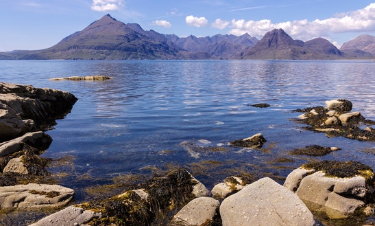 Hebridean Scottish Cruises Aboard 54ft