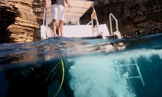 Diving In Sant Antoni De Portmany