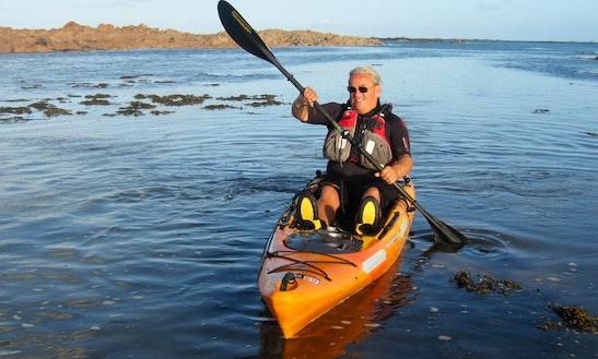 Rent A Kayak In Eilat, Israel