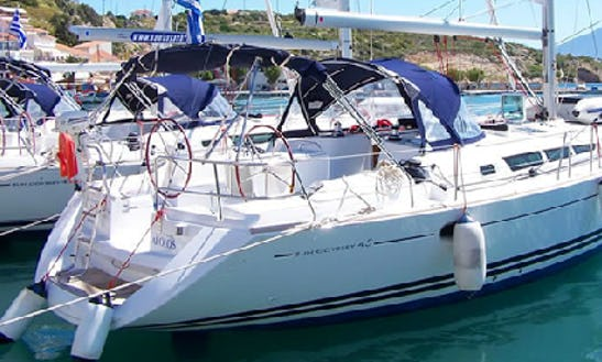 Charter 45' Cruising Monohull In Pithagorio, Greece