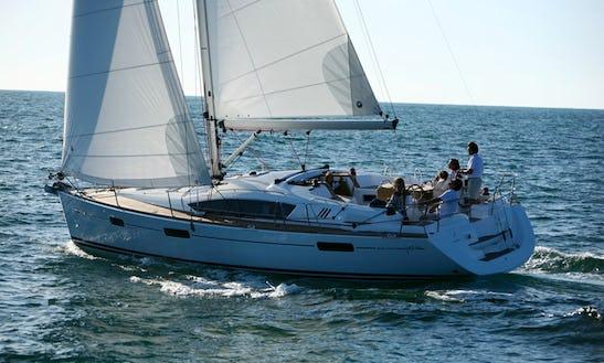 Charter 42' Cruising Monohull In Pithagorio, Greece