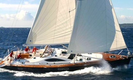 Charter 54' Cruising Monohull In Pithagorio, Greece