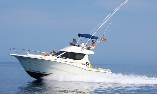 Enjoy Fishing In Palma, Spain On 34' Sport Fisherman