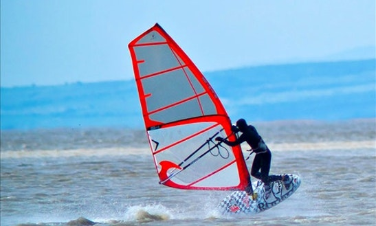 Enjoy Windsurfing Rental And Lessons In Hua Hin, Thailand