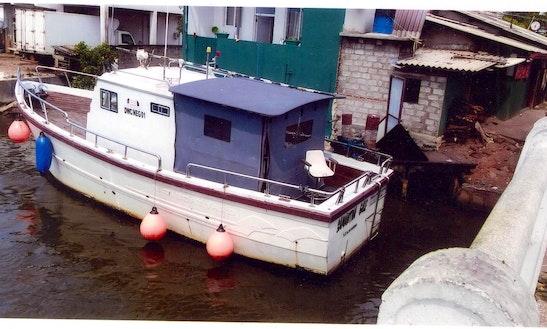 Inboard Propulsion Fishing Charter In Negombo
