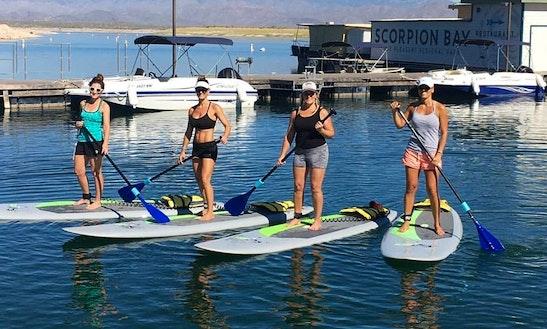 Sup Board Classes, Rentals,  Yoga Classes In Peoria, Arizona