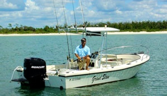 Enjoy Fishing In Naples, Florida On 25ft