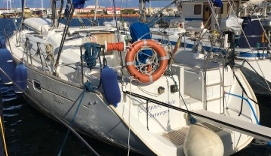 Book The 2004 Beneteau Oceanis Clipper For 10 Person In Loano, Liguria