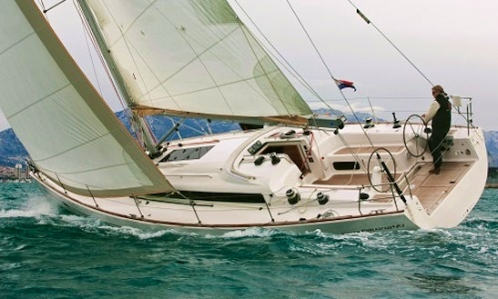 Charter 44' Salona Cruising Monohull In Palma, Spain