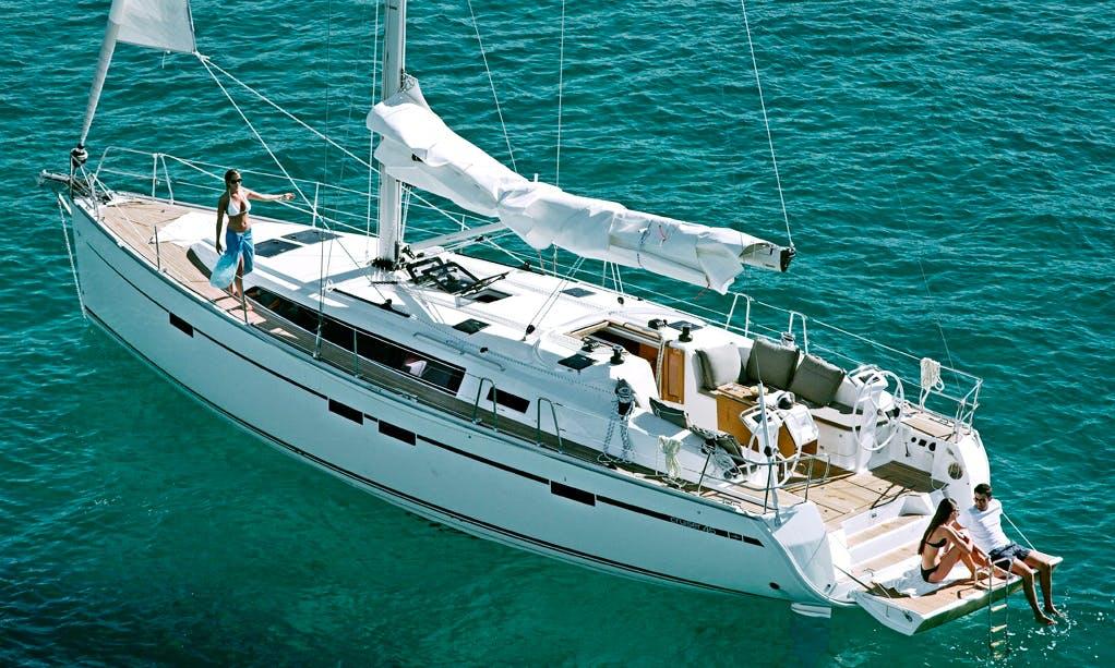 Charter 46' Cruising Monohull in Palma, Spain