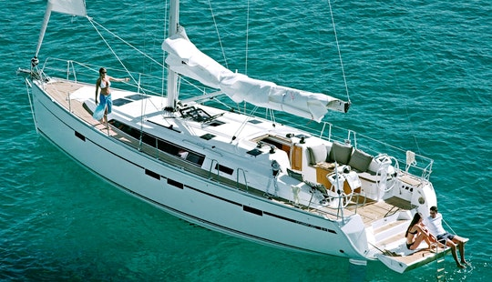 Charter 46' Cruising Monohull In Palma, Spain